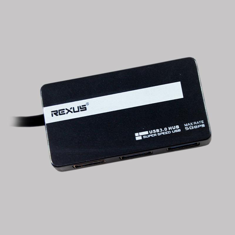 rexus rx h313 Rexus RXH 313 – USB HUB 01 14