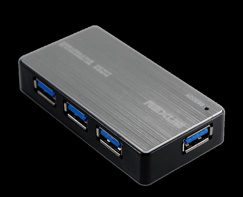 rexus rx h308 Rexus RXH 308 – USB HUB 01 19 845x684