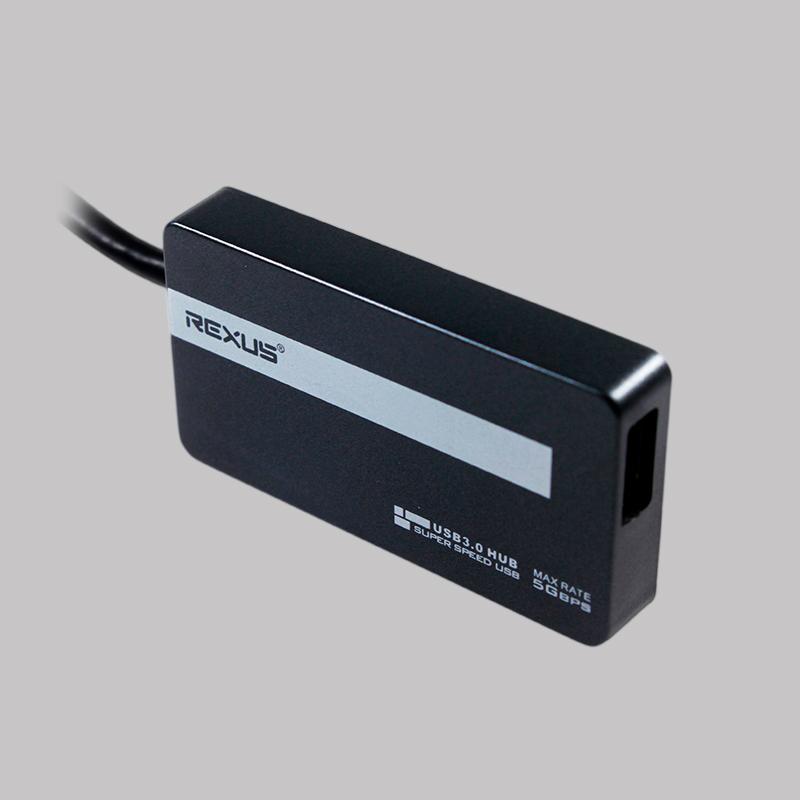 rexus rx h313 Rexus RXH 313 – USB HUB 02 14