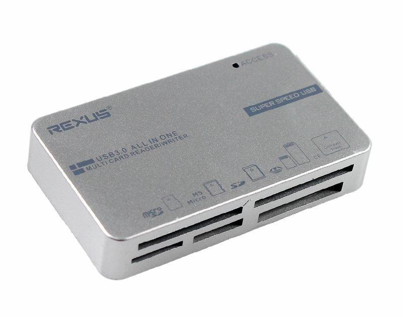 Rexus RX C308 kartu memori Kenali Tipe Kartu Memori atau Memory Card dan Cara Merawatnya agar Awet Card Reader 308 04 800x630