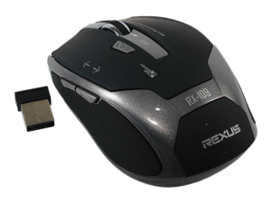 Mouse USB-RF bluetooth Bluetooth Vs. USB-RF Untuk Mouse dan Keyboard: Yang Mana Lebih Baik Rexus RX109 02 300x225