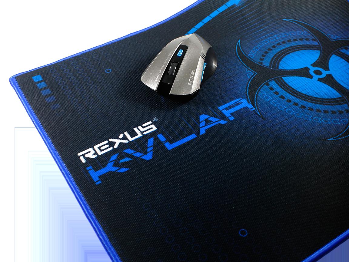 mousepad Rexus Kvlar mousepad Cara Membersihkan dan Mencuci Mousepad Berdasar Bahannya kvlar 01