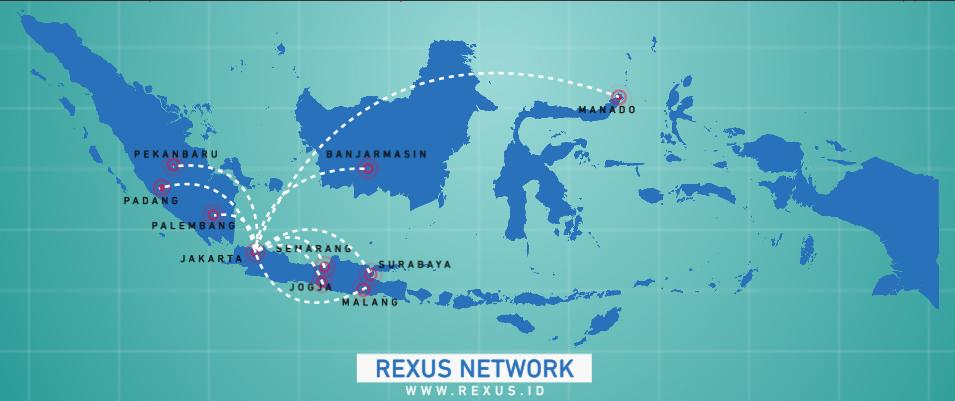 Coverage Area  Pertanyaan dan Jawaban network map