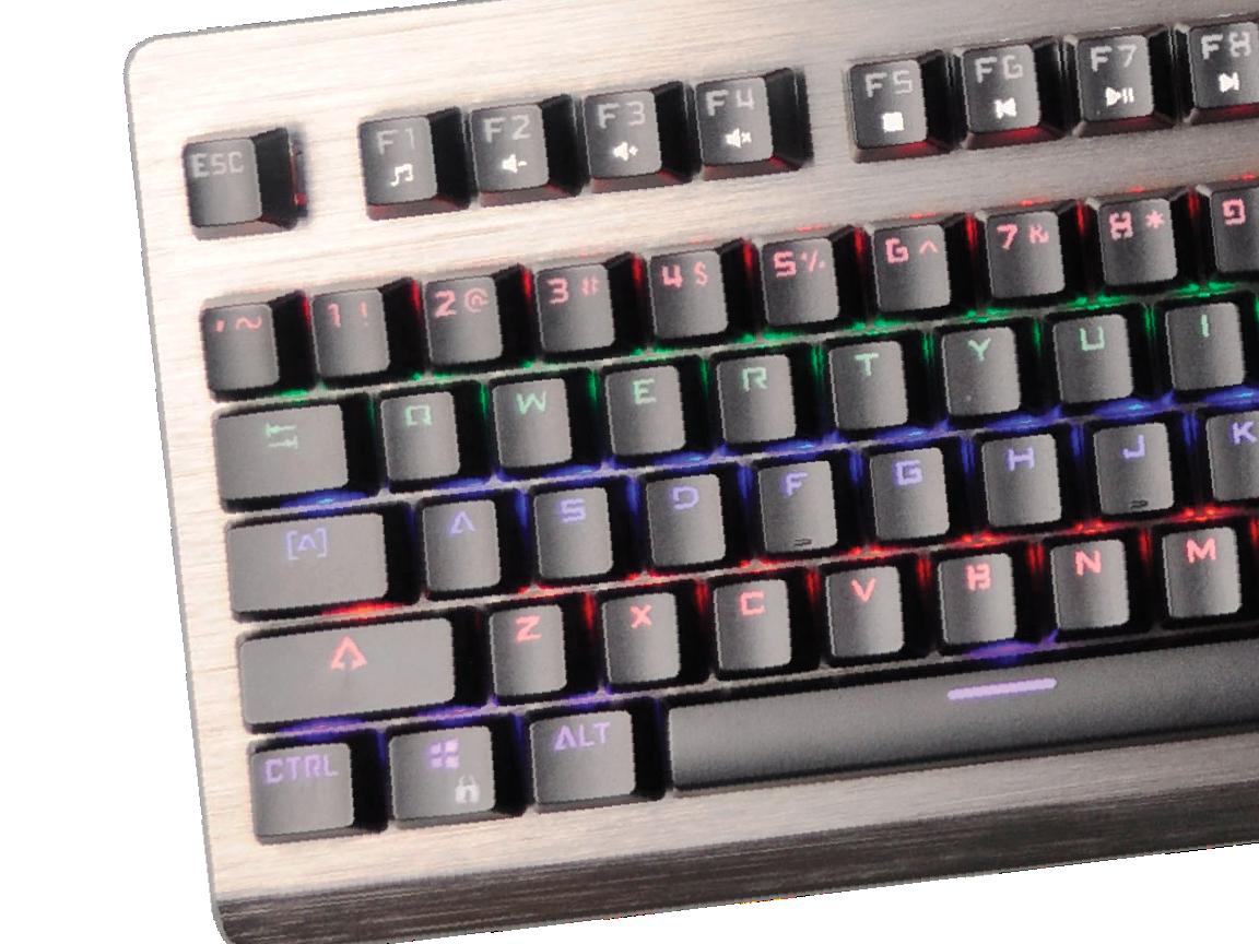 MX2 review keyboard rexus legionare mx2: si elegan yang kerap terlupakan Review Keyboard Rexus Legionare MX2: Si Elegan yang Kerap Terlupakan Main MX2 02 01