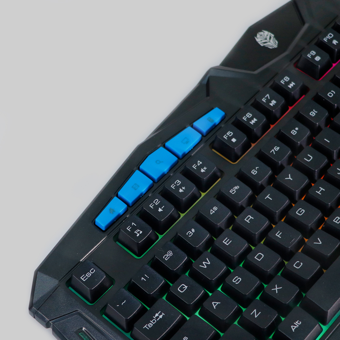 keyboard Rexus Warfaction VR1 MP VR1 V2 05