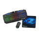 gaming keyboard Rexus Battlefire K9D VR1 Combo 80x80