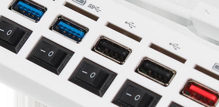 Switch Hub RXH326 usb Pakai USB Hub Hard Disk Tidak Terbaca? Ini Penyebab dan Solusinya RXH326 03