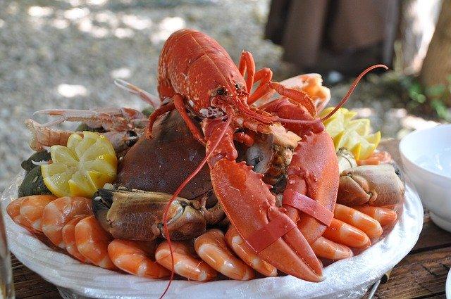 terkuak! 8 nutrisi yang harus dikonsumsi para gamers Terkuak! 8 Nutrisi yang Harus Dikonsumsi Para Gamers seafood platter 1232389 640