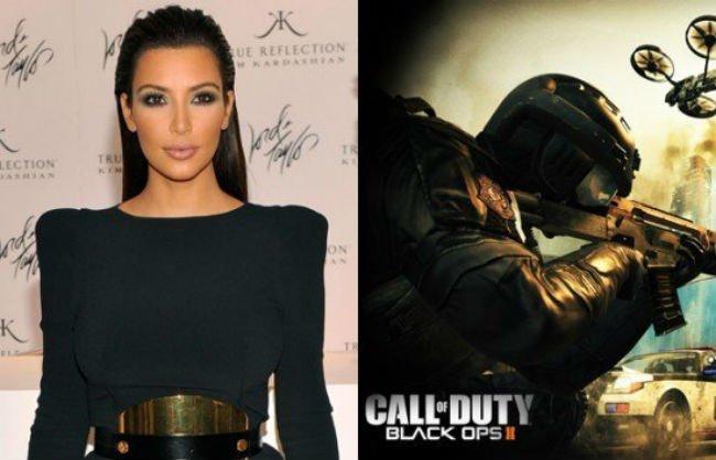 10 bintang seksi hollywood penggemar game 10 Bintang Seksi Hollywood Penggemar Game KimKardashian daily news gig