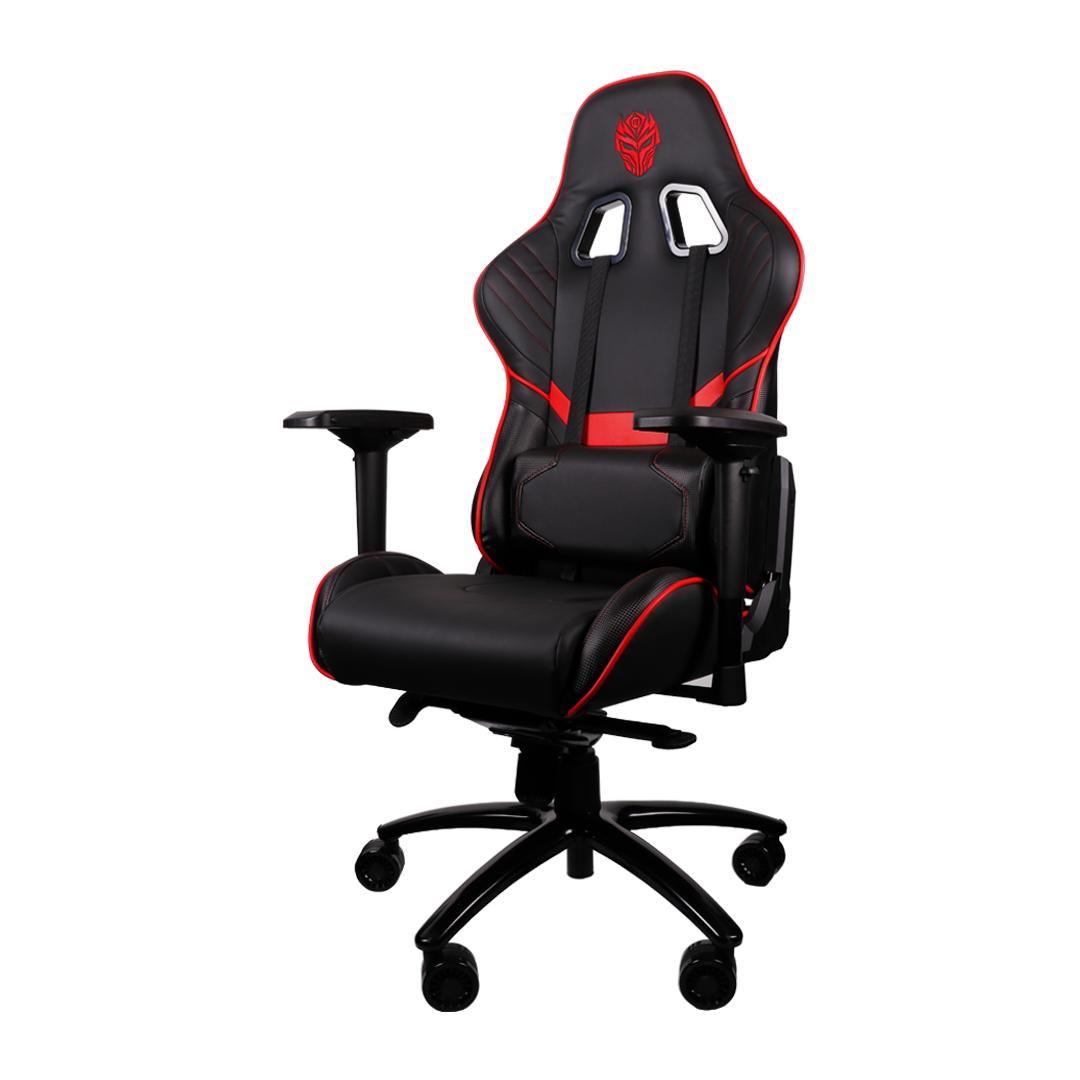 Kursi Gaming Rexus RGC 103 Red Front View