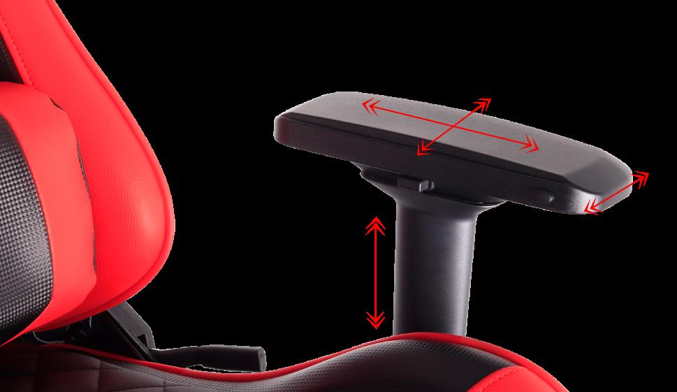 gaming chair Rexus Gaming Chair 101 v.2 WebLayout RGC 101 001