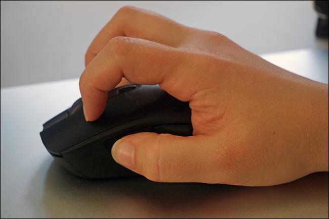 cara memegang mouse tentukan kenyamanan bermain Cara Memegang Mouse Tentukan Kenyamanan Bermain claw grip 2