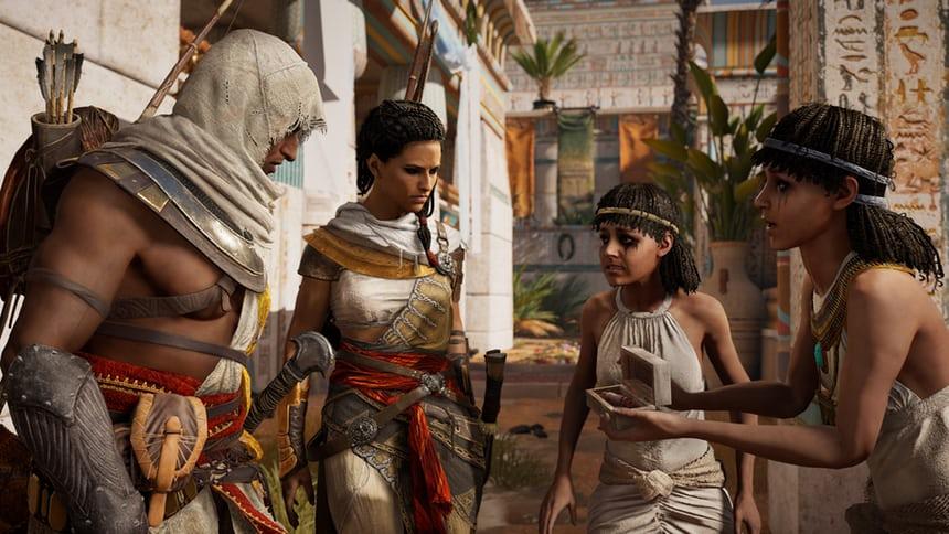 game terbaru assassin's creed: origins ubah kekerasan jadi pengetahuan Game Terbaru Assassin's Creed: Origins Ubah Kekerasan Jadi Pengetahuan ubi2