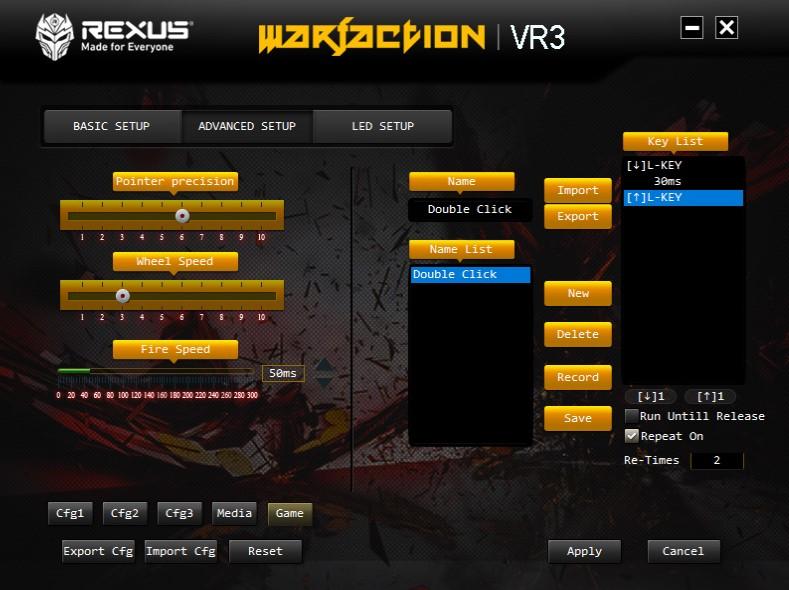 produk gaming rexus warfaction vr3, paket hemat, fitur bersahabat Review Produk Combo Rexus Warfaction VR3: Paket Hemat Fitur Bersahabat softVR3 2