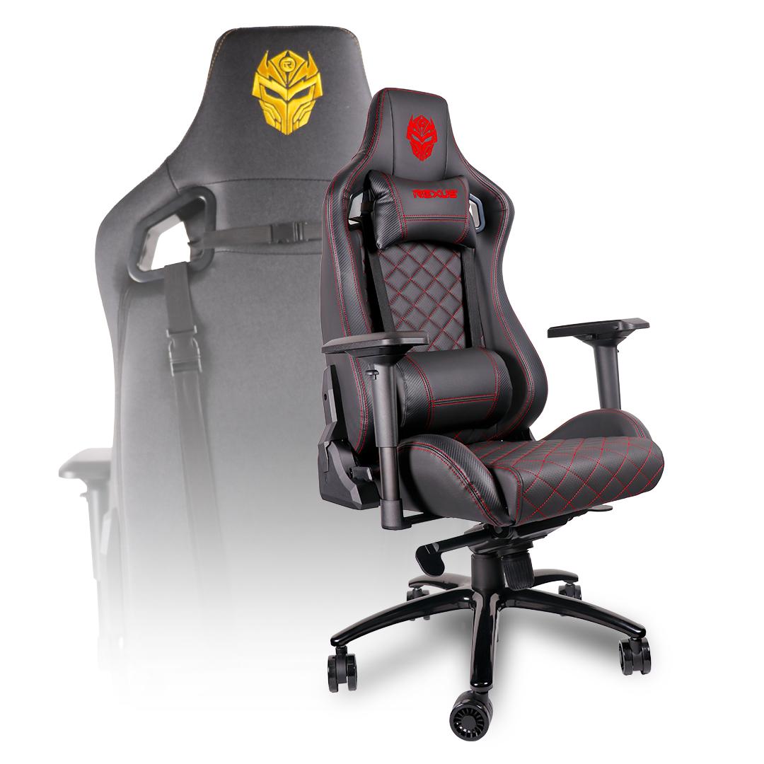 gaming Rexus Gaming Chair DarkThrones DT1 Gold 09