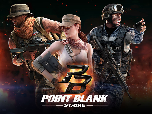 Point Blank LIVE ON - YouTube