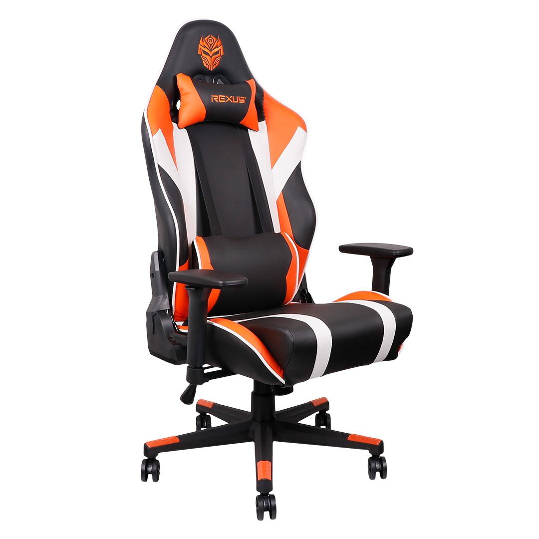 kenapa harus menggunakan kursi gaming saat bermain game? Kenapa Harus Menggunakan Kursi Gaming Saat Bermain Game? Raceline Orange 03