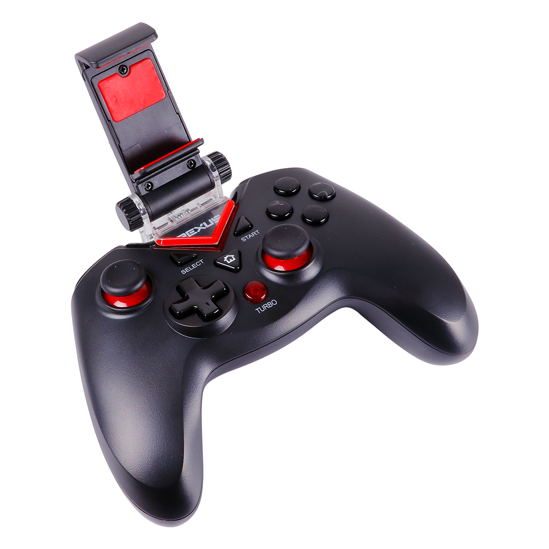 Gamepad Rexus Gladius GX2 with phone holder gamepad Rexus Gladius GX2 Gladius GX2 01