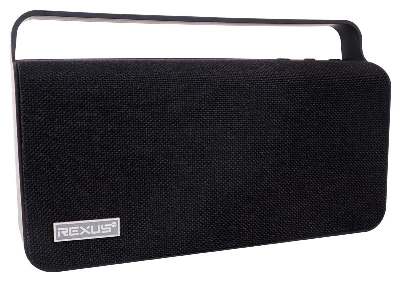 Speaker Rexus C100 Front view speaker bluetooth Rexus C100 Rexus C100 03 e1576742410410