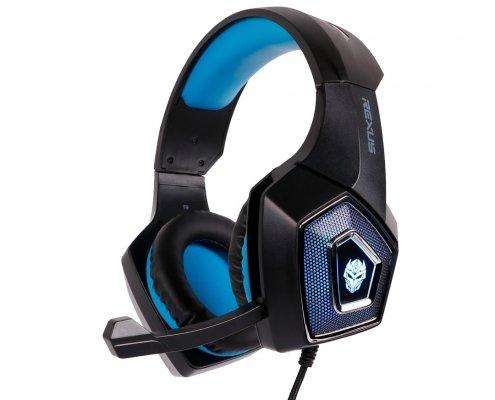 Gaming Headset rexus vonix f65 headset gaming Rexus Thundervox HX25 White Rexus F65 02 495x400