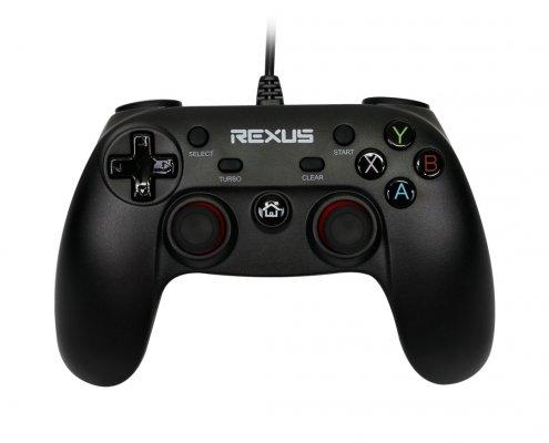 gamepad Rexus Gladius GX200 Rexus GX1 02 495x400