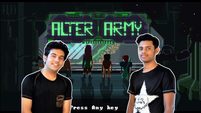 game alter army rilis di steam Keren! Game Buatan Remaja 16 Tahun Akhirnya Dirilis di Steam alter army1