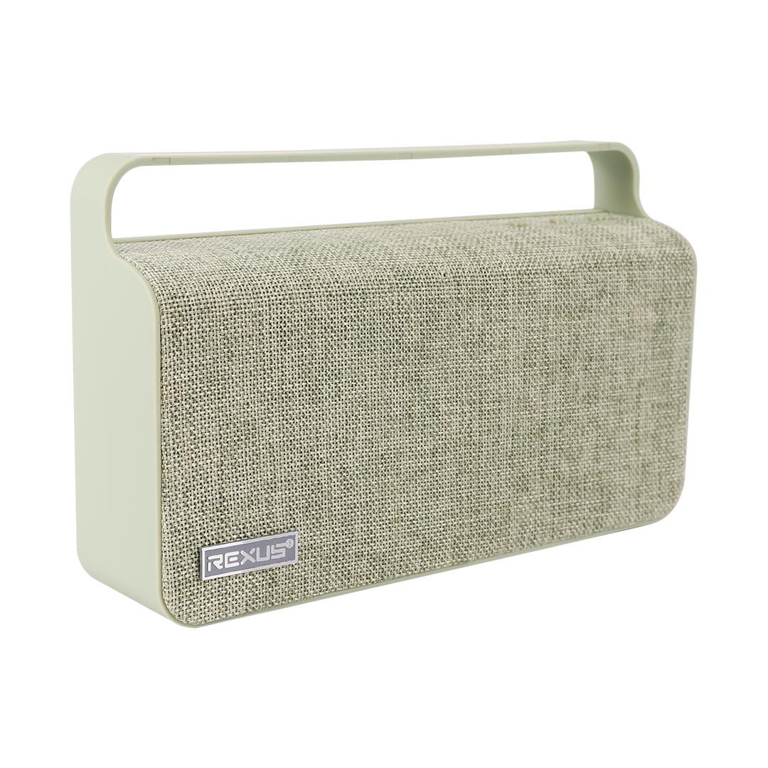 Speaker Rexus C100 White speaker bluetooth Rexus C100 c100 hijau