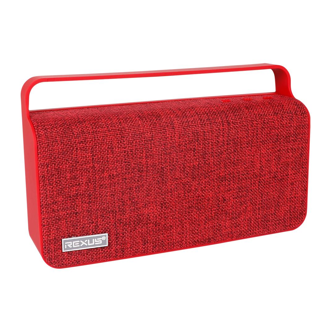Speaker Rexus C100 Red speaker bluetooth Rexus C100 c100 merah