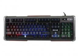Keyboard Gaming Rexus Battlefire K9SE Top View