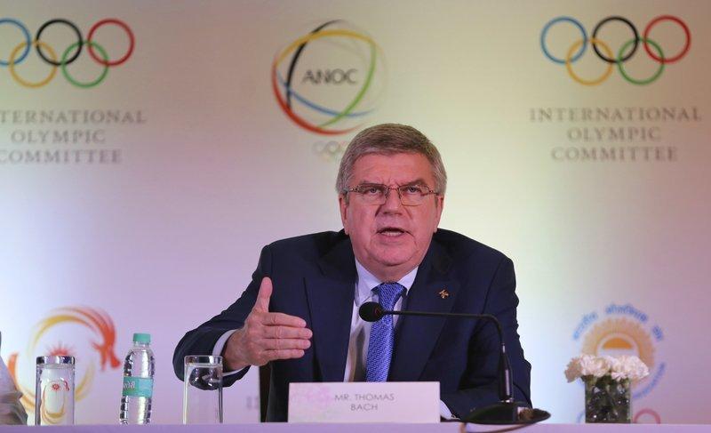 esports Yahhh… Esports Belum Bisa Dipertandingkan di Olimpiade. Apa Alasannya? bach ioc