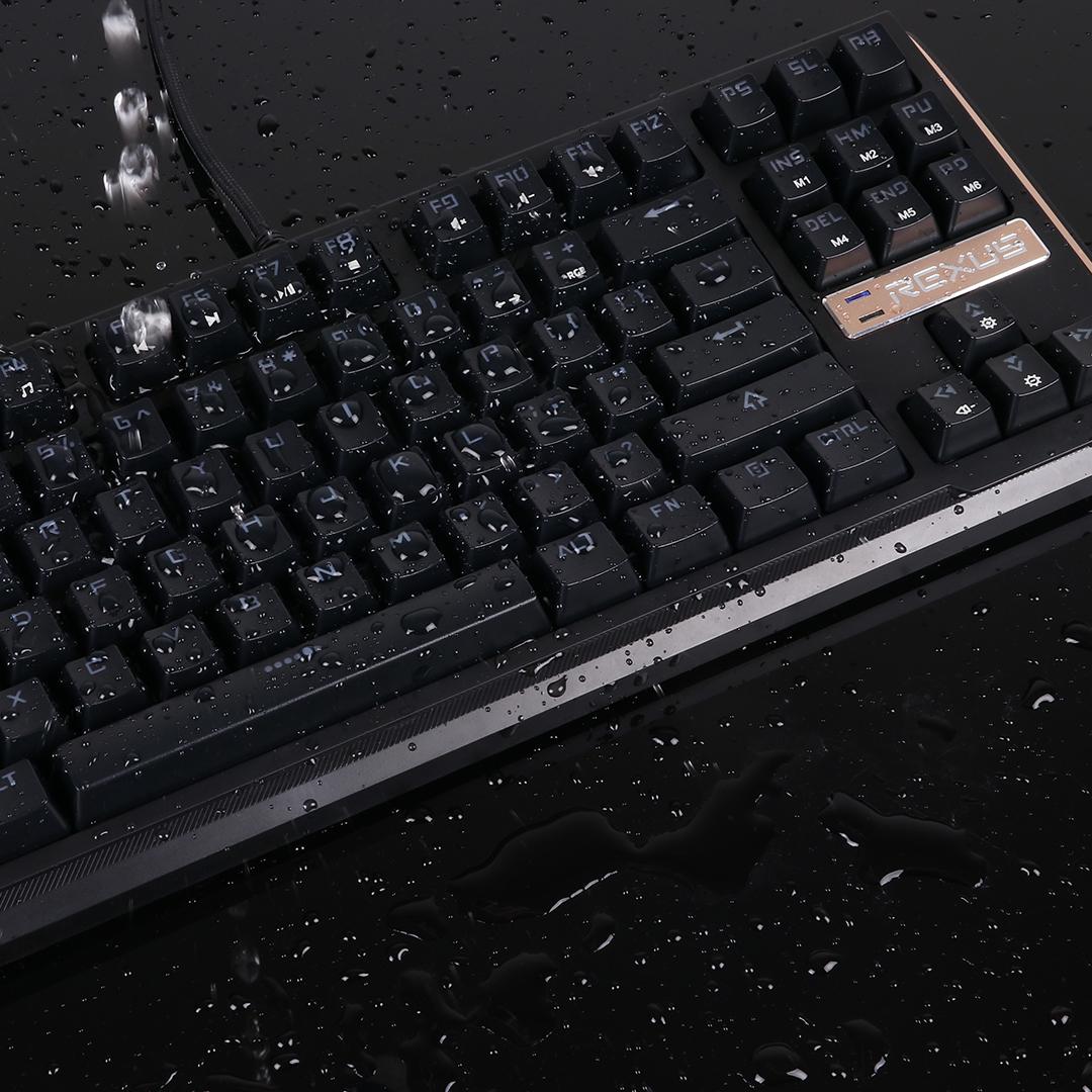 Keyboard Gaming Rexus MX8 Waterproof