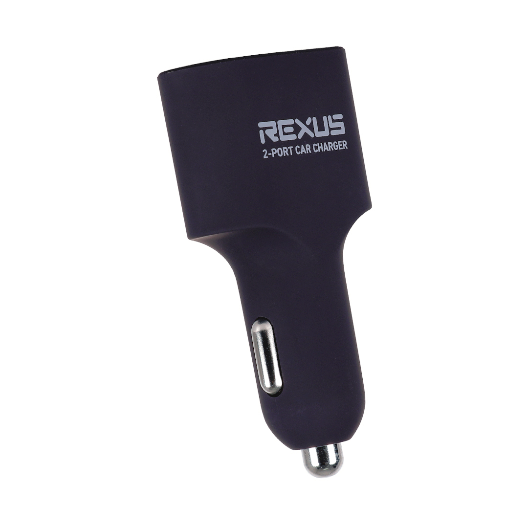 Rexus CA37 USB Car Charger