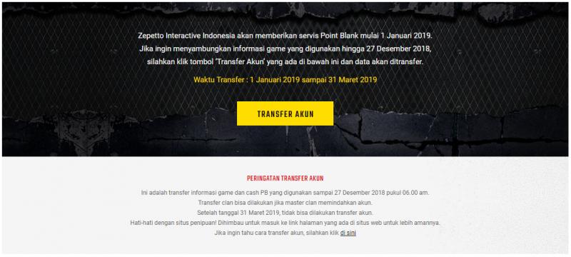 garena point blank game game online Wadaw, Pangkat Point Blank Balik Ke Tengkorak dan Tidak Bisa Login… Ini Solusinya! pb3b 1