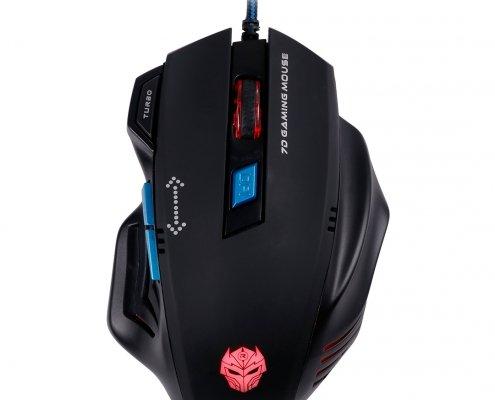 Gaming Mouse Rexus Xierra G7 gaming mouse Rexus ARSA G7 04 495x400