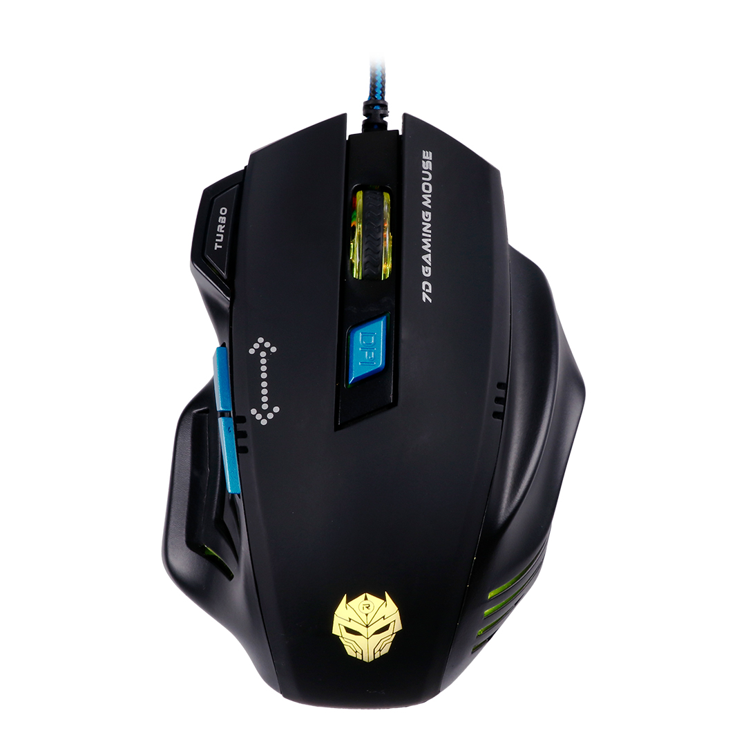Mouse Gaming Rexus Xierra G7