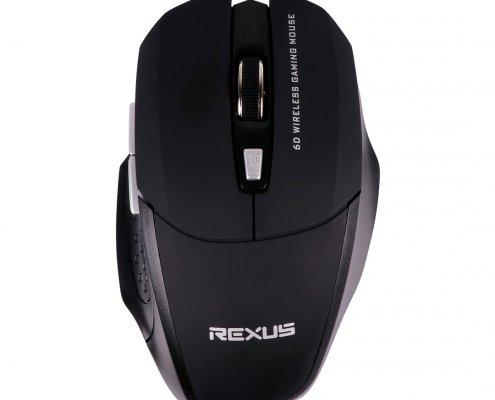 Wireless Gaming Mouse Rexus Xierra 109 mouse gaming wireless Rexus S5 Aviator RXH 109 01 495x400