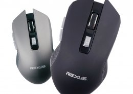 Mouse Gaming Wireless Rexus Xierra 110 Display Picture