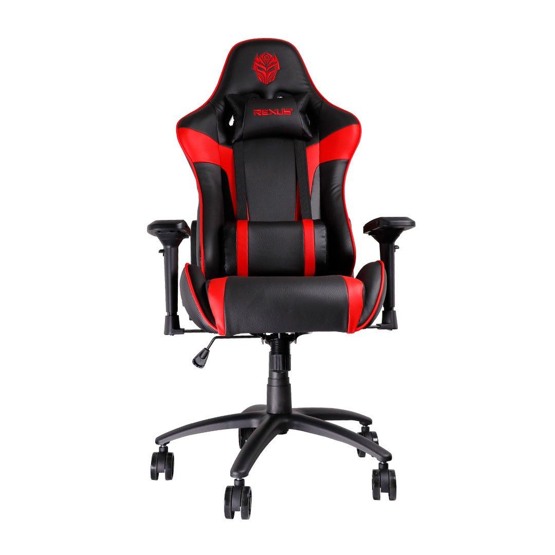 gaming chair rexus rgc111 red kursi gaming Rexus Gaming Chair RGC 111 RGC 111 merah 01