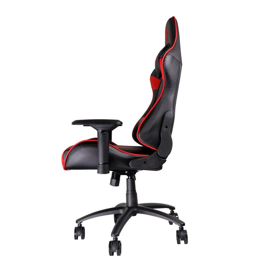 rgc111 left side red kursi gaming Rexus Gaming Chair RGC 111 RGC 111 merah 03