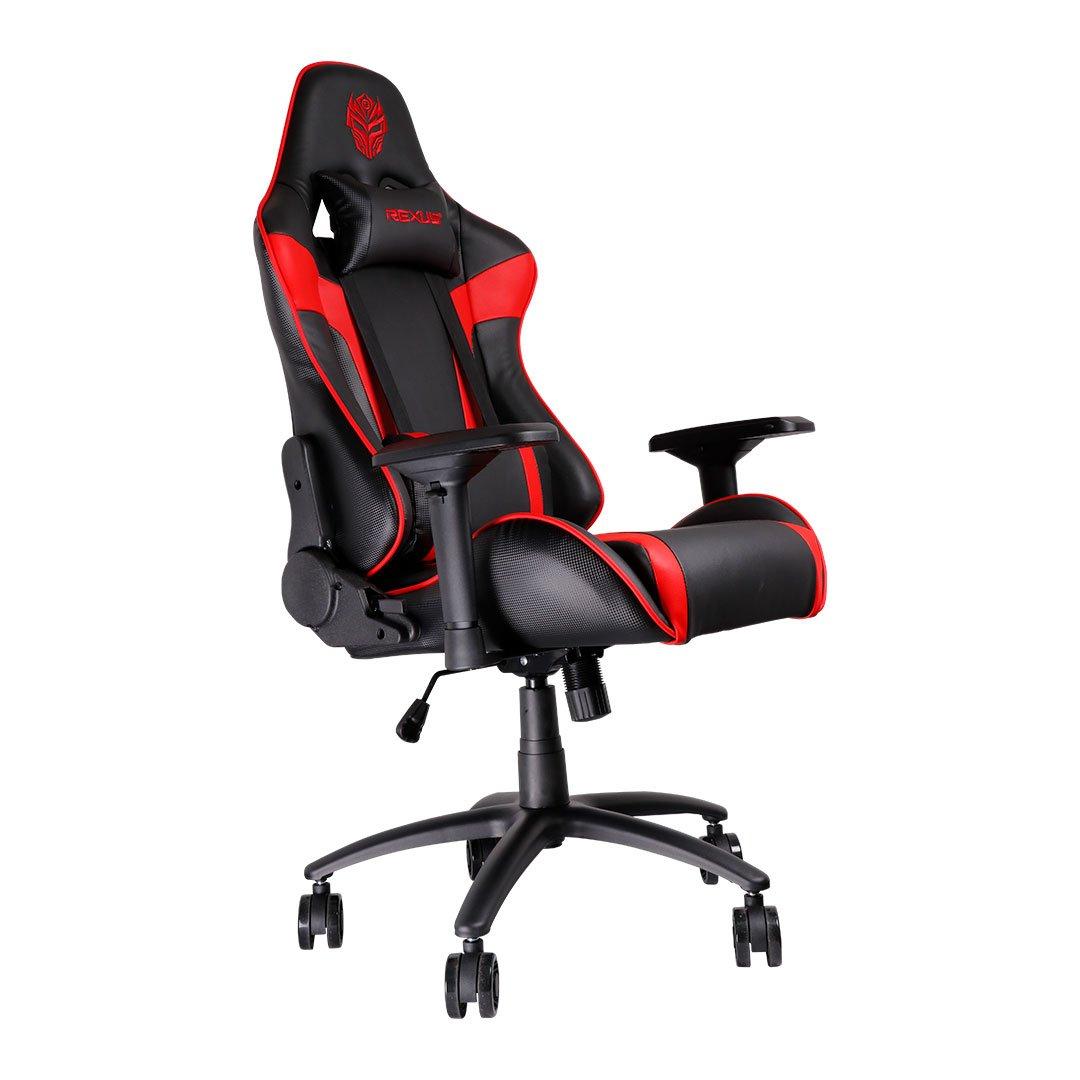 rgc111 red kursi gaming Rexus Gaming Chair RGC 111 RGC 111 merah 04
