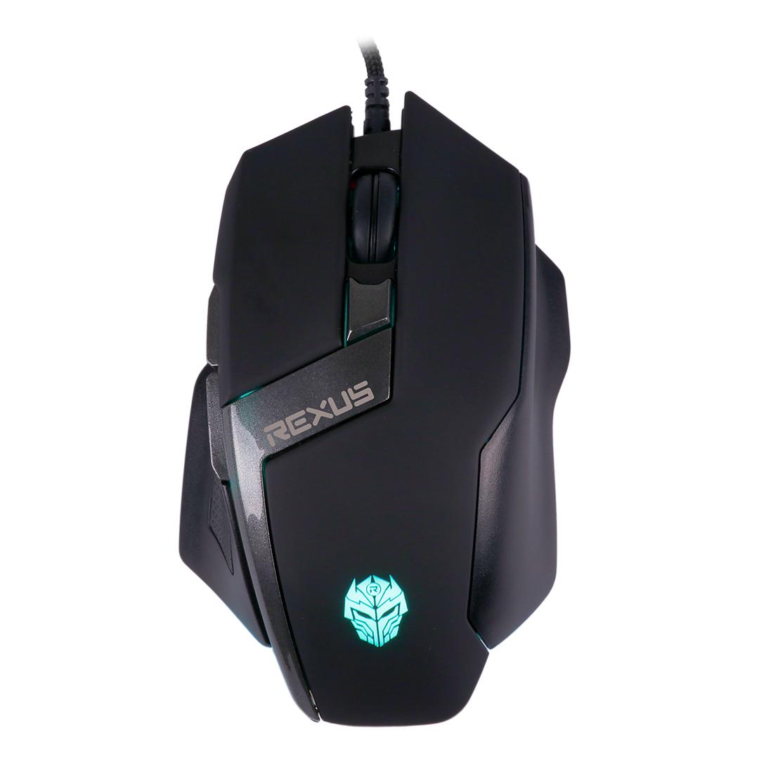 Mouse Gaming Rexus Xierra GT5 gaming mouse Rexus Xierra GT5 GT5 02