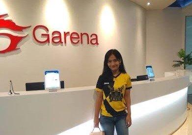 gamer 5 Cewek Gamer Indonesia yang Jago Game Point Blank citra