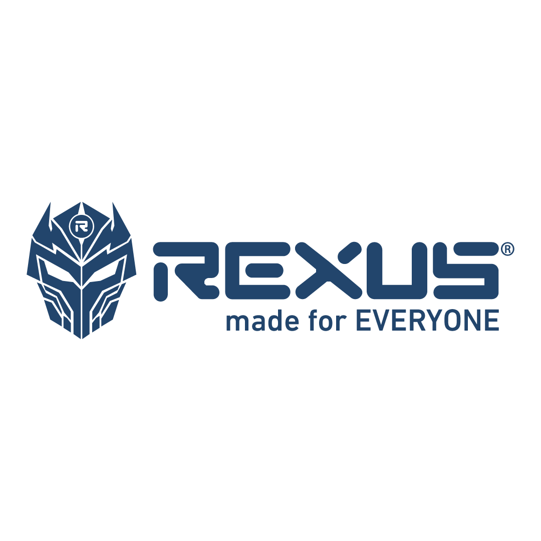 Rexus - Made for Everyone rexus Profil Rexus rexus logo 06