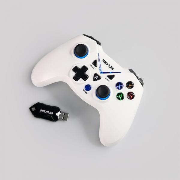 Gamepad Rexus GX100 efootball eFootball Jadi Nama Baru PES. Ini Spesifikasi PC Buat Mainkan MP GX100B1 08 600x600
