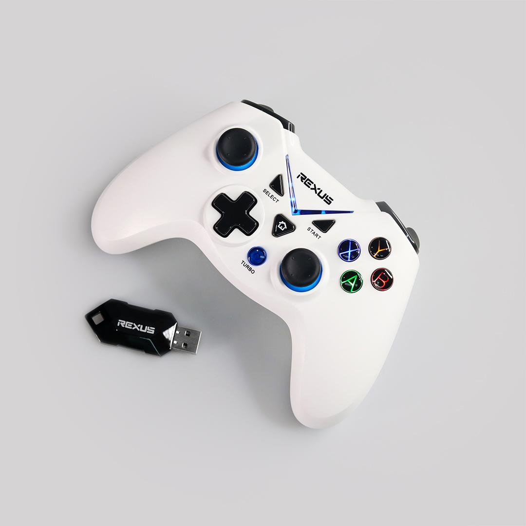 gamepad Rexus Gladius GX100 MP GX100B1 08