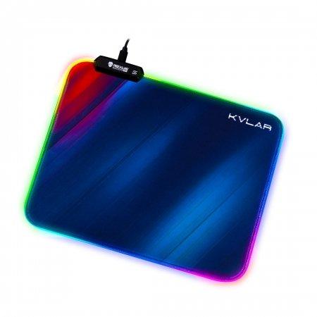 Mousepad Gaming Rexus Kvlar TR1 RGB