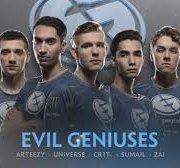 evil geniuses Wow! Anggota Tim Evil Geniuses Berhasil 1000 Kill di Turnamen DOTA 2 The International 2019 eg 180x168