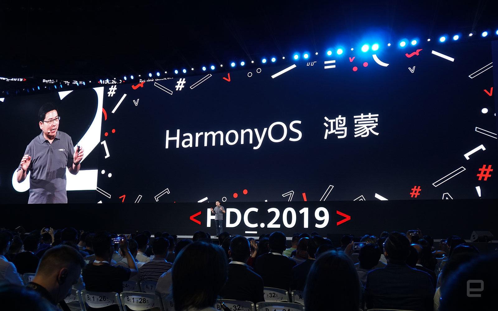huawei os huawei Saingi Android dan IOS, Huawei Luncurkan Harmony OS harmony os
