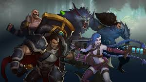 league of legends Beneran League of Legends Bakal Ada Versi Mobile? lol6