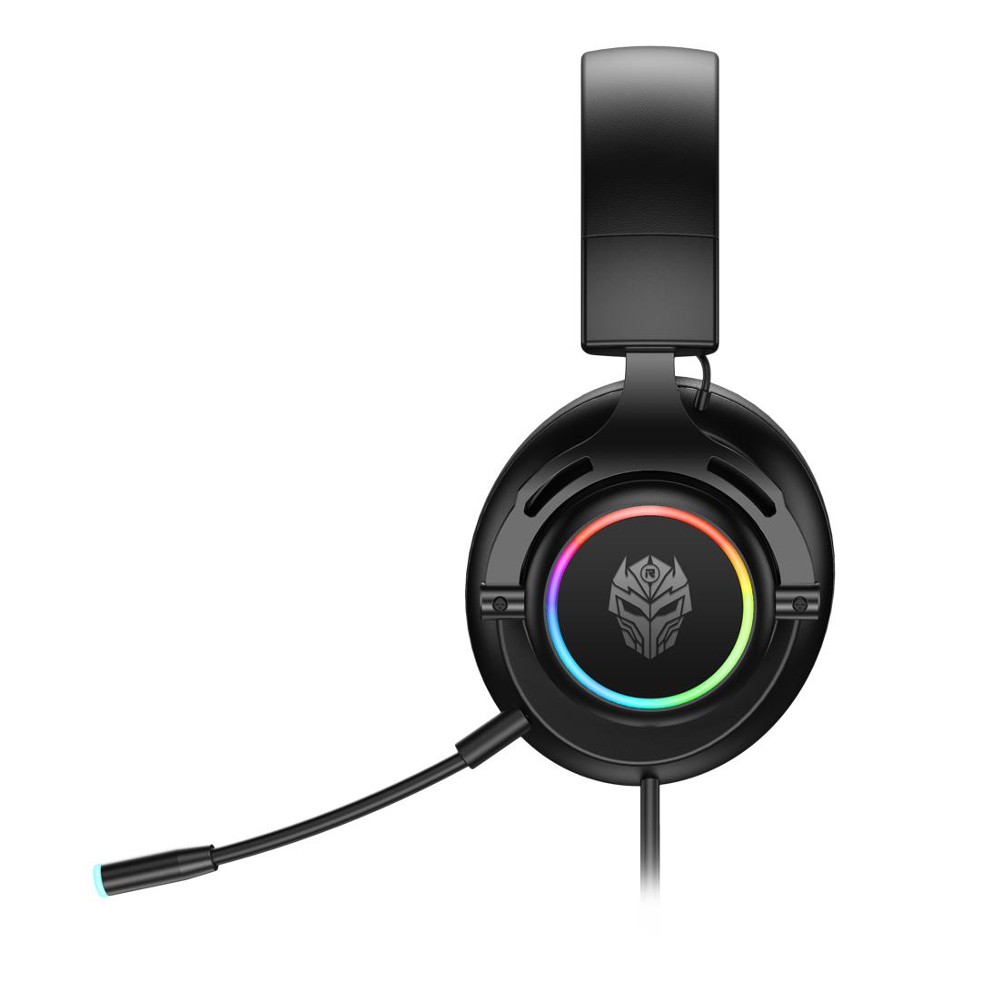 Headset Gaming Rexus Thundervox HX20 Side View